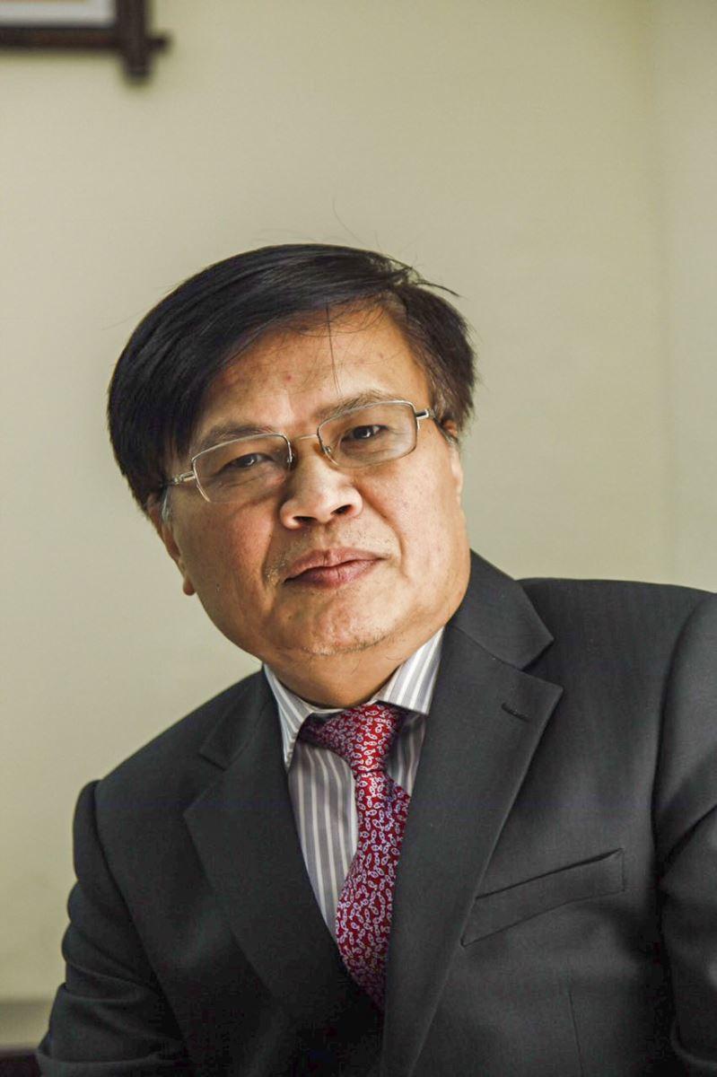 TS. Nguyễn Đình Cung, nguyên Viện trưởng Viện Nghiên cứu Quản lý kinh tế Trung ương (CIEM). Ảnh: LC.