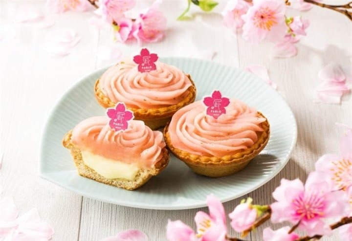 10 món ăn tinh tế làm từ hoa anh đào Nhật Bản