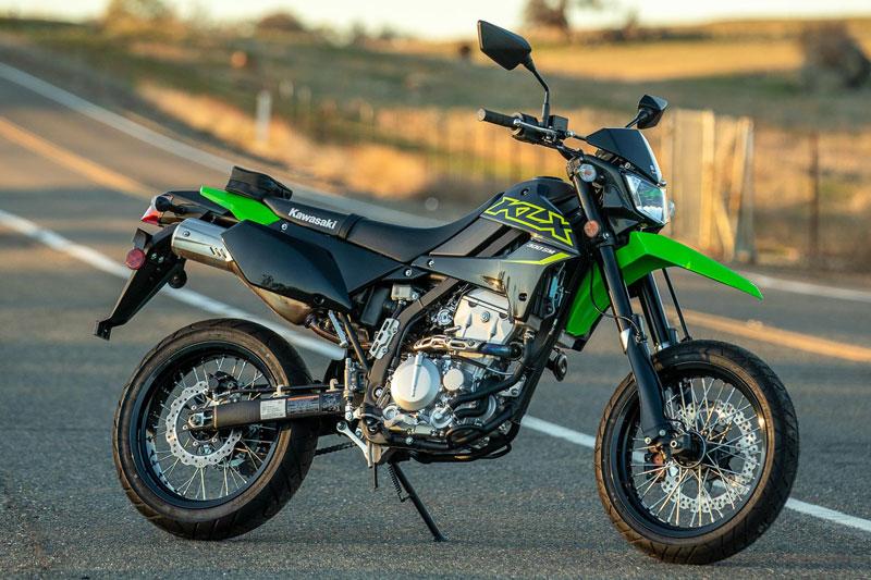 2. Kawasaki KLX 300SM 2022.