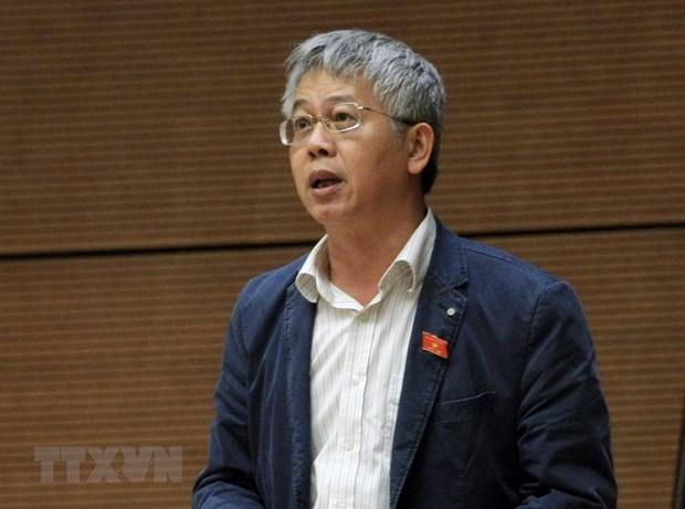 TS Nguyễn Đức Kiên - Tổ trưởng Tổ tư vấn kinh tế của Thủ tướng Chính phủ.
