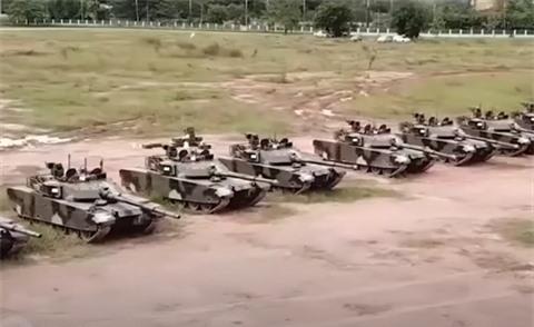 Co hoi nao cho VT-4 Pakistankhi doi dau T-90S An Do?