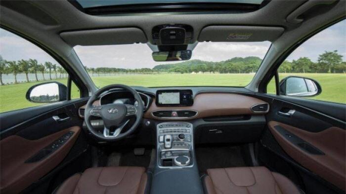 Giá xe Hyundai SantaFe tháng 9/2021: Giảm đến 47 triệu đồng 2