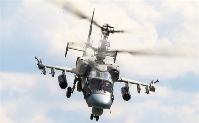 Nguoi My thua nhan: Ka-52M Alligator Nga tot hon Apache