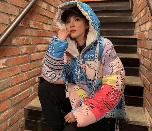 3. Dara (2NE1) - Tài sản ước tính: 30 triệu USD.