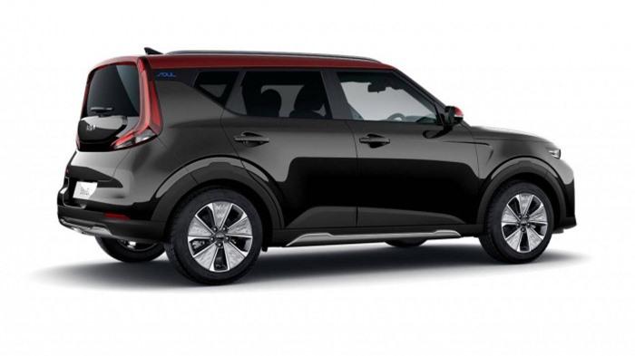 Cận cảnh xe điện Kia Soul EV Maxx giá hơn 1 tỷ đồng 12