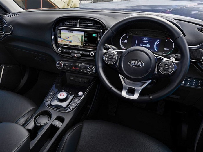 Cận cảnh xe điện Kia Soul EV Maxx giá hơn 1 tỷ đồng 2