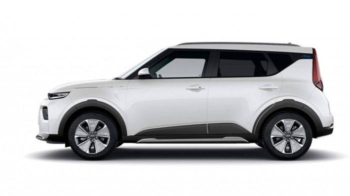 Cận cảnh xe điện Kia Soul EV Maxx giá hơn 1 tỷ đồng 8