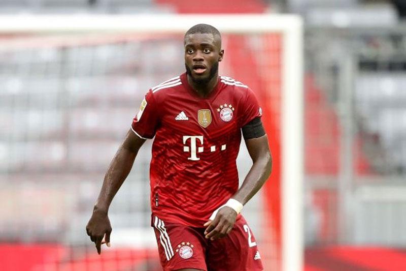 Trung vệ: Dayot Upamecano (Bayern Munich).