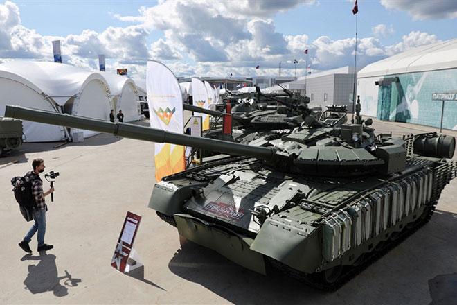 Xuất khẩu vũ khí của Nga giảm mạnh, các nước châu Á thành khách hàng đặt biệt