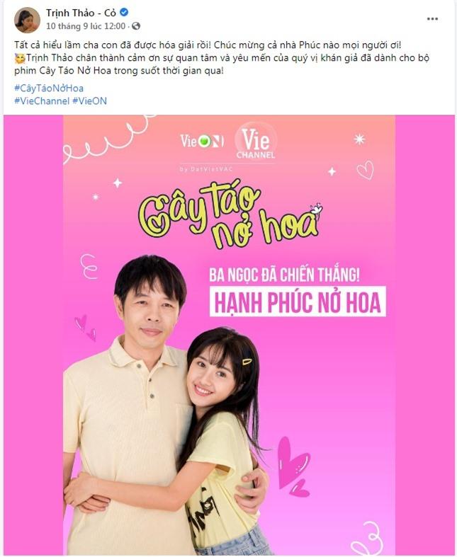 Cây táo nở hoa thu hút gần 1 tỷ lượt xem và tương tác của khán giả, là phim Việt hot nhất trên nền tảng trực tuyến - Ảnh 8.