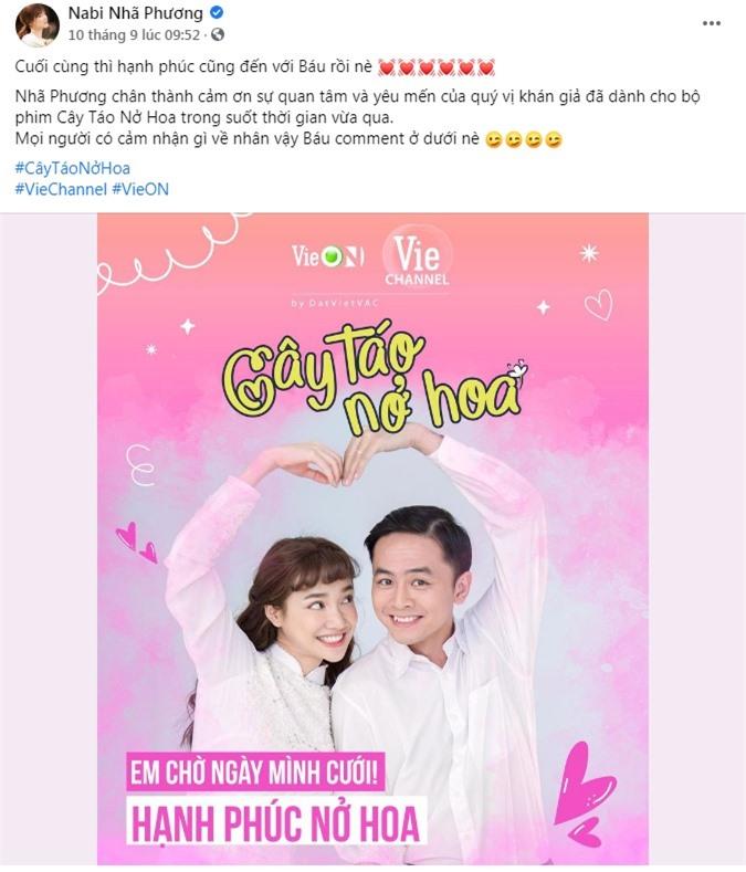 Cây táo nở hoa thu hút gần 1 tỷ lượt xem và tương tác của khán giả, là phim Việt hot nhất trên nền tảng trực tuyến - Ảnh 9.