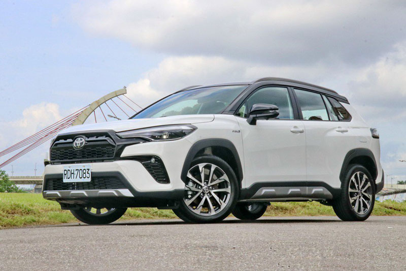 Toyota Corolla Cross GR Sport 2022.
