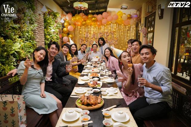 Cây táo nở hoa thu hút gần 1 tỷ lượt xem và tương tác của khán giả, là phim Việt hot nhất trên nền tảng trực tuyến