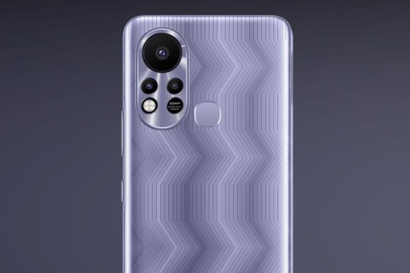 Smartphone pin 5.000 mAh, màn hình 90Hz, giá hơn 3 triệu đồng