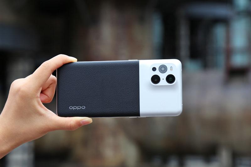 Cận cảnh Oppo Find X3 Pro phiên bản nhiếp ảnh: Chip S888, RAM 16 GB, giá 22,94 triệu