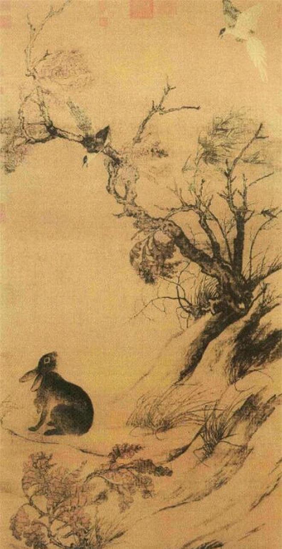Phóng to bức họa mùa thu, thấy 8 chữ khắc trên thây cây, hậu thế truy ngay ra lai lịch bức tranh: Có 1 vụ bê bối chấn động Tống triều - Ảnh 2.