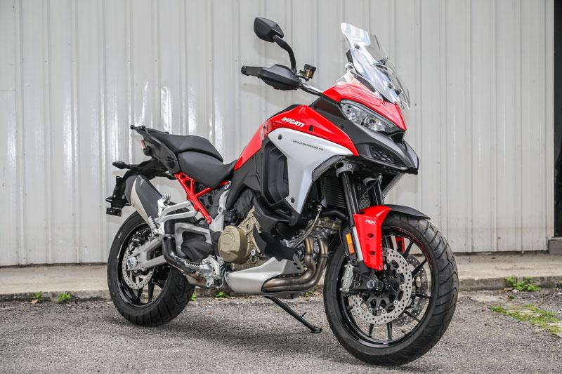 Ducati Multistrada V4 và V4S 2021 ra mắt, giá từ 745 triệu đồng