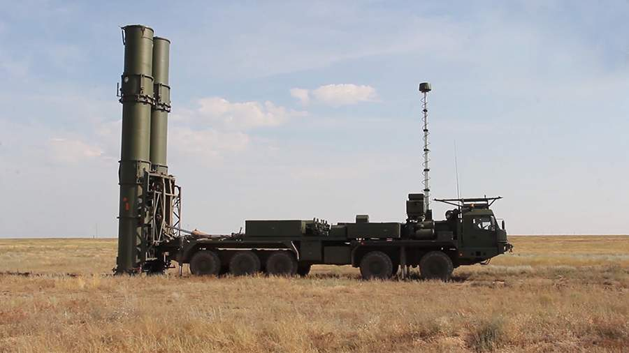 Lô hệ thống S-500 đầu tiên do Nga sản xuất đi vào hoạt động