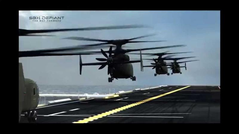 Thế mạnh của trực thăng này không chỉ dừng lại ở đó bởi với cánh quạt đồng trục, cho phép Defiant bay ở độ cao lớn, vùng núi cao, nơi không khí loãng, mà ít dòng trực thăng có thể hoạt động được.