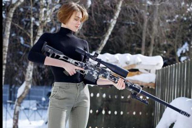Nga lạnh nhạt với súng bắn tỉa xa nhất thế giới