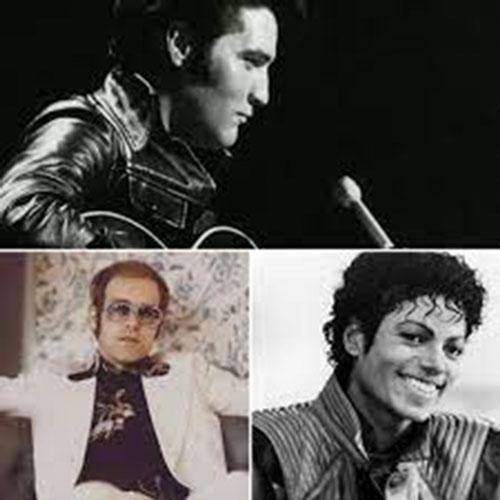 Top 3 ca sĩ có đĩa hát bán chạy nhất thế giới