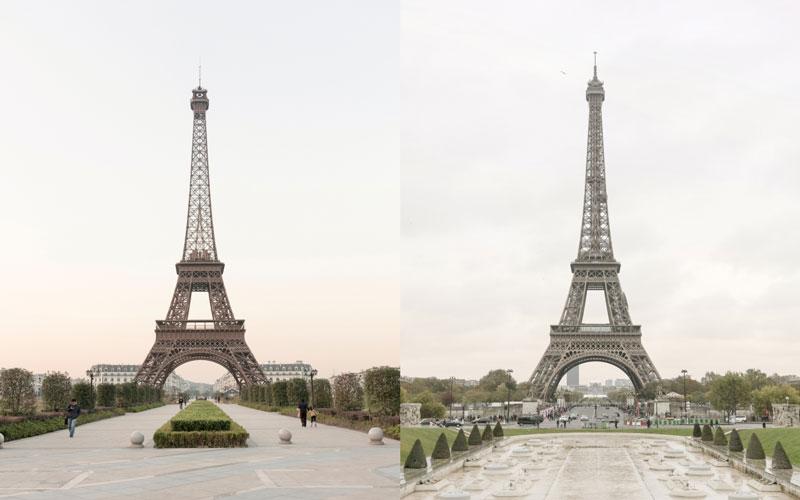 """Thú vị """"phiên bản thu nhỏ"""" của Paris tại Trung Quốc"""