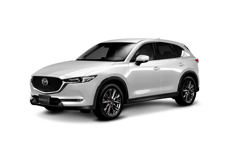 Top 5 xe gia đình đáng tin cậy nhất năm 2021: Vinh danh Mazda CX-5