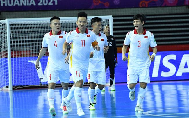 Kịch bản nào để ĐT Việt Nam vượt qua vòng bảng FIFA Futsal World Cup 2021?