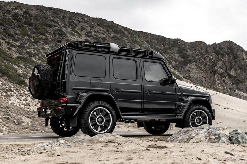 Gói độ dành riêng cho Mercedes-AMG G63 giá 600.000 USD