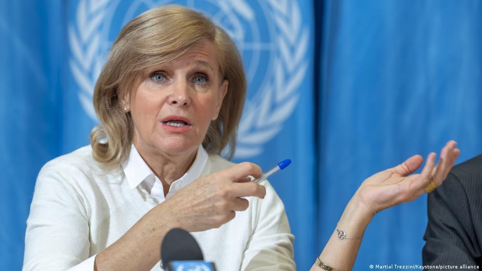Tiến sĩ Maria Neira, Giám đốc Văn phòng Môi trường, Biến đổi khí hậu và Sức khỏe của WHO. Ảnh: DPA