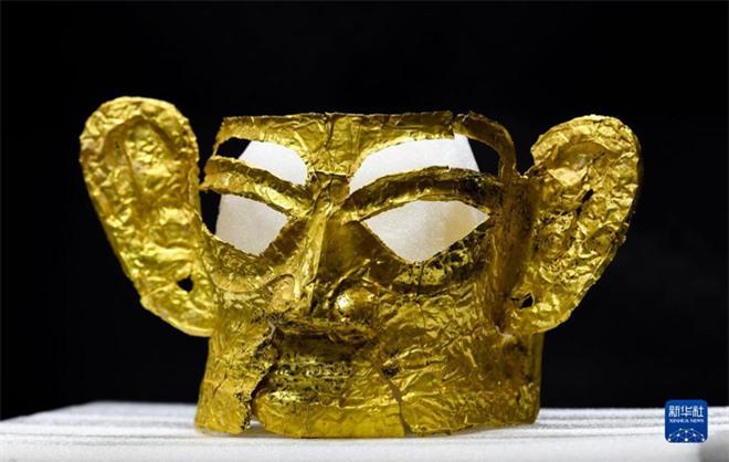 Khai quật hố vàng tại nơi có thể viết lại lịch sử Trung Quốc, đội khảo cổ thích thú: Chính là vàng 9999! - Ảnh 1.