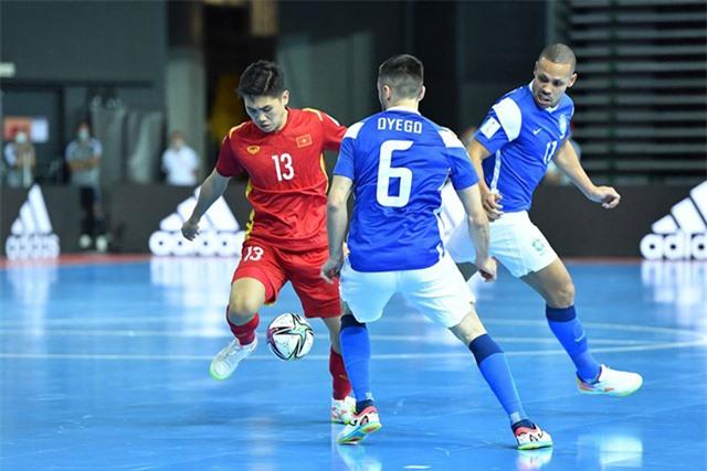 Kịch bản nào để ĐT Việt Nam vượt qua vòng bảng FIFA Futsal World Cup Lithuania 2021™? - Ảnh 2.