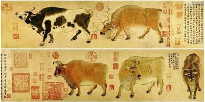 Phóng to 10 lần bức tranh cổ trong bảo tàng, cư dân mạng Trung Quốc á khẩu: Nhìn ra mới thấy tranh hay! - Ảnh 1.