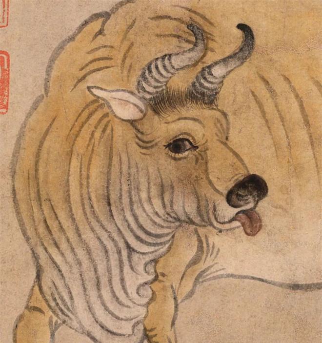 Phóng to 10 lần bức tranh cổ trong bảo tàng, cư dân mạng Trung Quốc á khẩu: Nhìn ra mới thấy tranh hay! - Ảnh 2.
