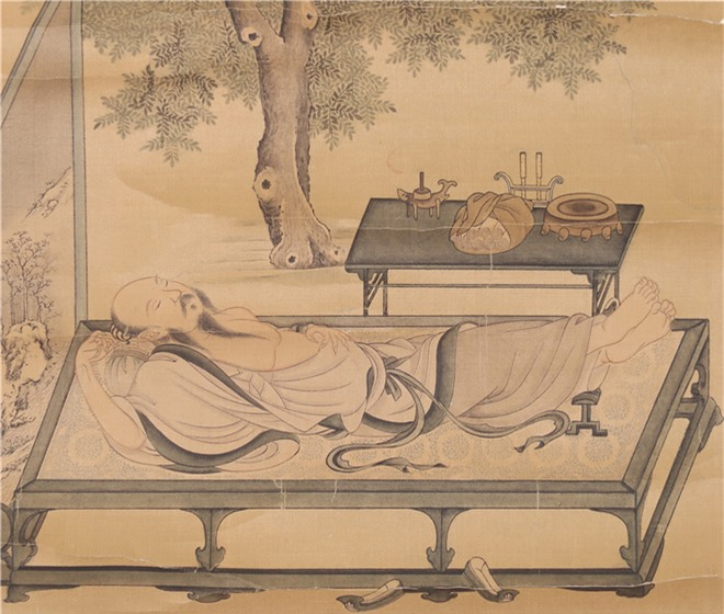 Phóng to 10 lần bức tranh cổ trong bảo tàng, cư dân mạng Trung Quốc á khẩu: Nhìn ra mới thấy tranh hay! - Ảnh 3.