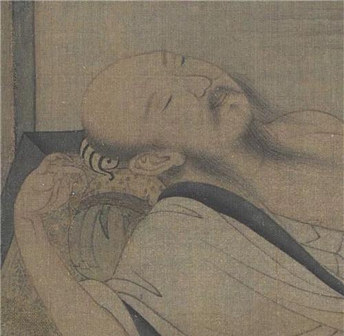 Phóng to 10 lần bức tranh cổ trong bảo tàng, cư dân mạng Trung Quốc á khẩu: Nhìn ra mới thấy tranh hay! - Ảnh 4.