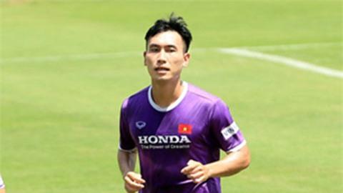 Ông Park đôn cầu thủ từng là 'khắc tinh' của Công Phượng lên ĐT Việt Nam