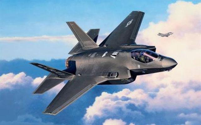 F-35 bị tiêm kích Nhật Bản vượt qua?