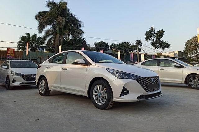 Hyundai Accent 2022 bỏ một trang bị khiến dân chạy dịch vụ tiếc nuối, giá lại tăng cao hơn trước