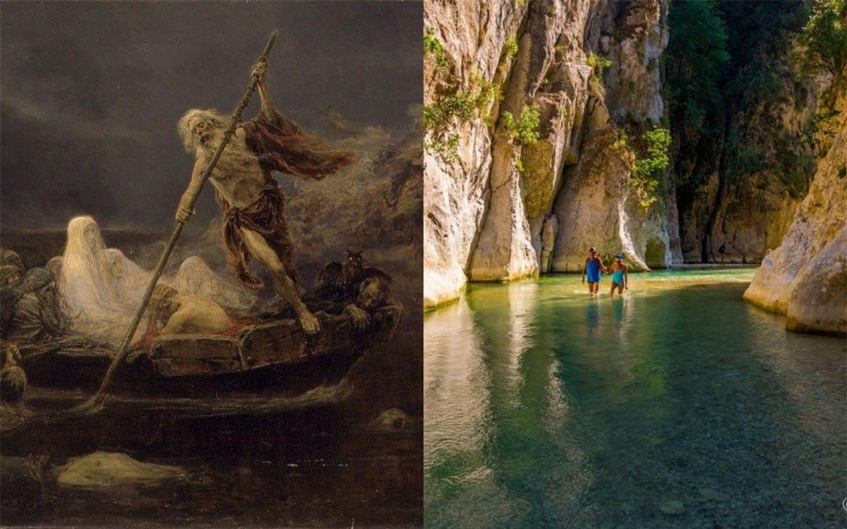 7 địa điểm nổi tiếng nhất trong Thần thoại Hy Lạp mà bạn hoàn toàn có thể đặt chân đến - Ảnh 5.