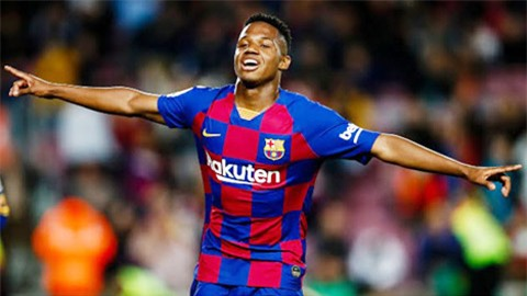 Barca có thể giữ chân Ansu Fati với chi phí 'bèo'