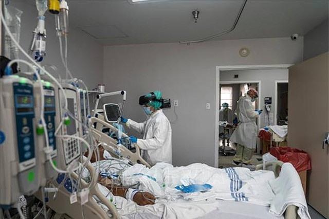 Châu Á ghi nhận số ca nhiễm COVID-19 nhiều nhất thế giới - Ảnh 1.