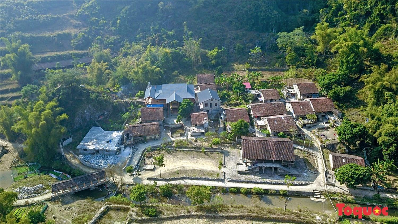 Ghé thăm làng đá Khuổi Ky hơn 400 năm tuổi ở Cao Bằng - Ảnh 1.