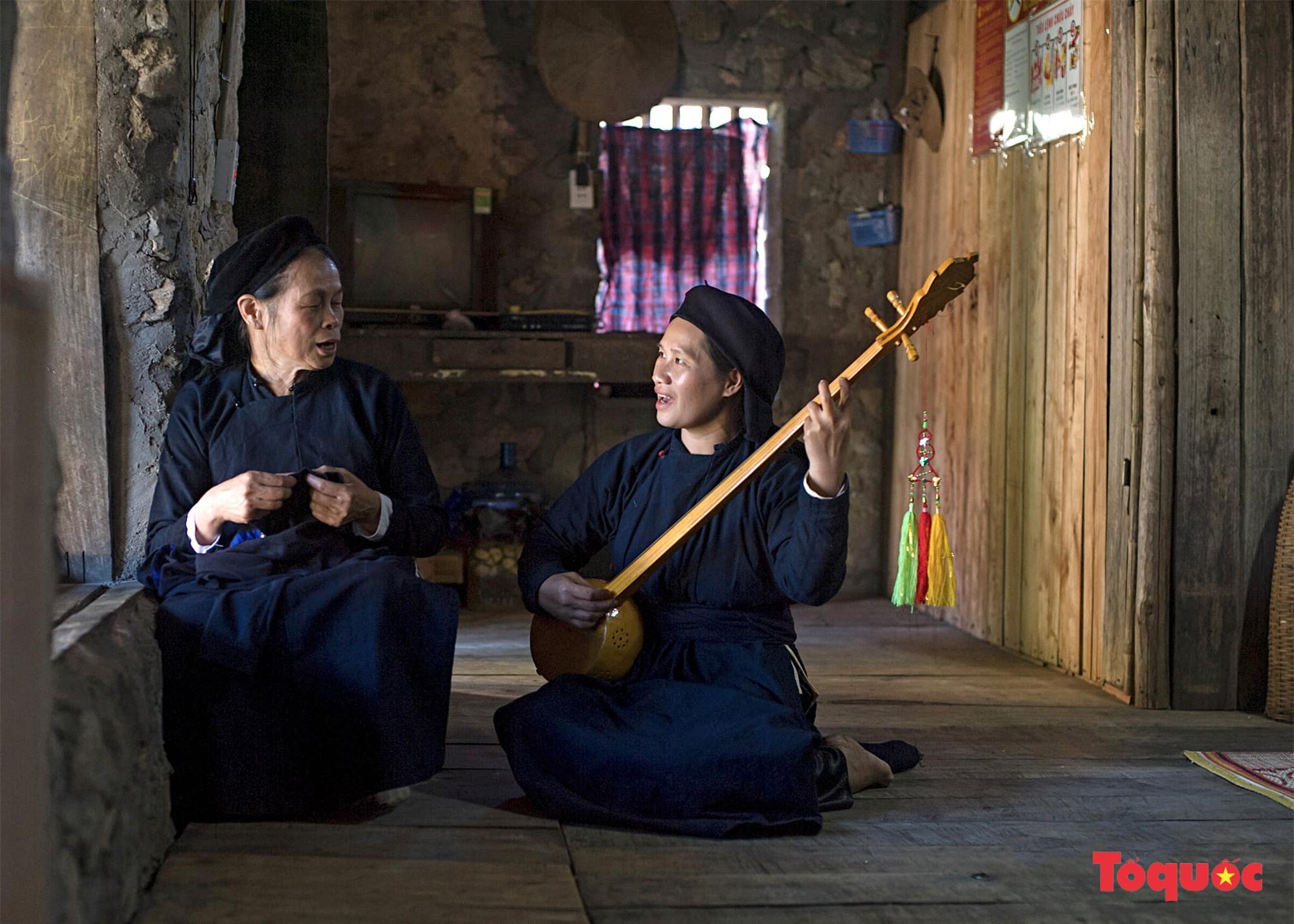 Ghé thăm làng đá Khuổi Ky hơn 400 năm tuổi ở Cao Bằng - Ảnh 9.