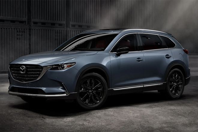 Chi tiết Mazda CX-9 đời mới, giá hơn 1,7 tỷ đồng