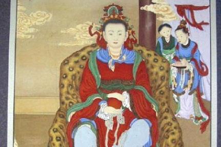 Nữ hoàng đế đầu tiên của Hàn Quốc