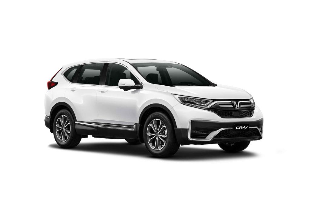 Giá lăn bánh Honda CR-V tháng 9/2021: Cao nhất hơn 1,3 tỷ đồng