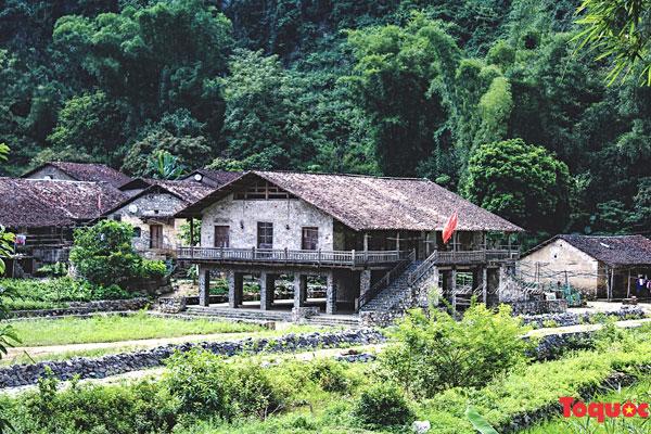 Ghé thăm làng đá Khuổi Ky hơn 400 năm tuổi ở Cao Bằng
