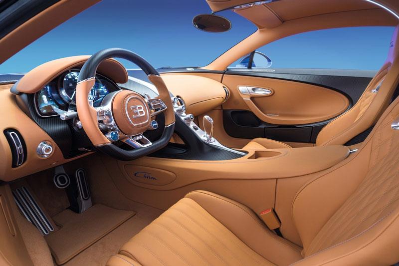 6. Bugatti Chiron.