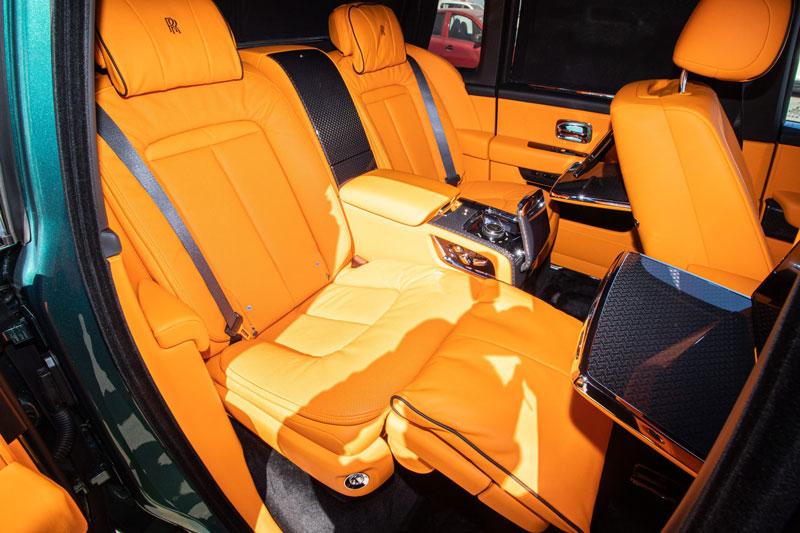 7. Rolls-Royce Cullinan.